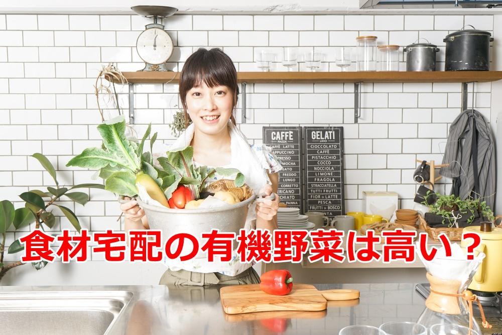 食材宅配の有機野菜を比較