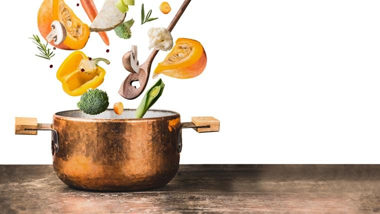 レシピ付きで安全性が高い食材を選ぶこと!